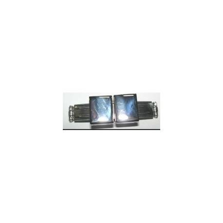 Cierre Semi-Acero 10 x 2 ACITC10X02. Ref 7326