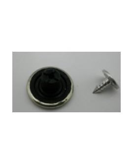 Botón Vaquero Tejano Plástico Grande 17MM. Ref 7369