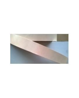 Tira Vaquetilla 1,5 cm Natural Ref 24455