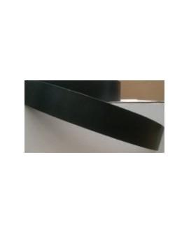 Tira Vaquetilla 2,5 cm Negro Ref 24460