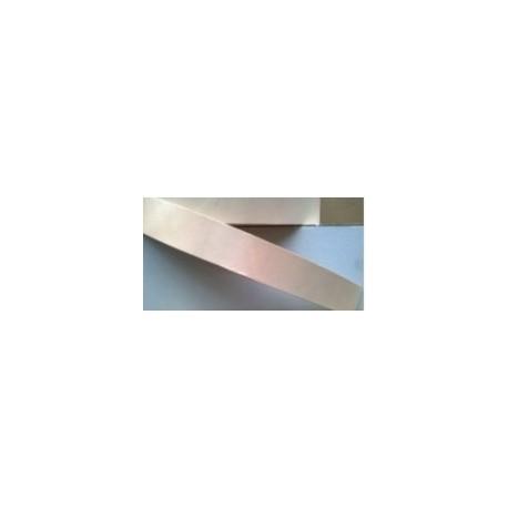 Tira Vaquetilla 2,5 cm Natural Ref 24463