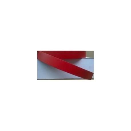 Tira Vaquetilla 3 cm Rojo Ref 24472