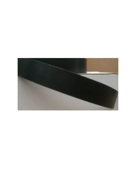 Tira Vaquetilla 3,5 cm Negro Ref 24474