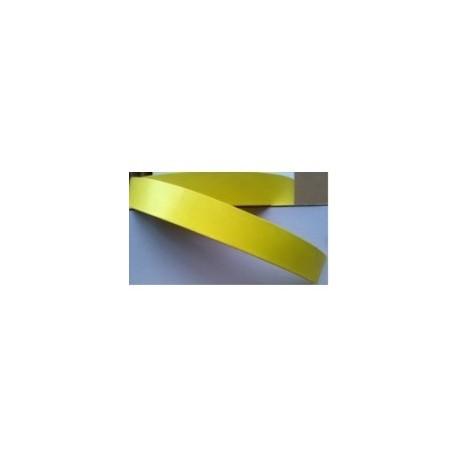Tira Vaquetilla 4 cm Amarillo Ref 24492