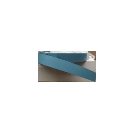 Tira Vaquetilla 4 cm Celeste Ref 24493