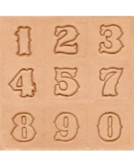 """Números 8135 3/4"""" Pulgadas (1,9 cm.)"""
