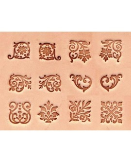 Set Estampadores 12 Piezas 1/2 8162-00