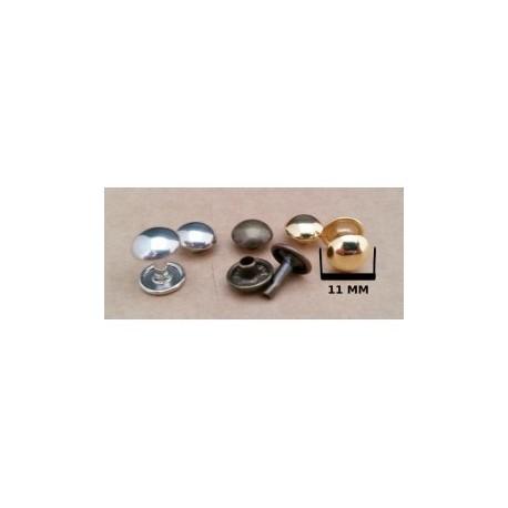 Remache Pompa 11 mm. Ref 3814