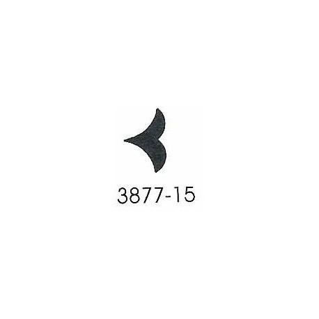 Sacabocados Forma de Pájaro 10 mm. 3877-15