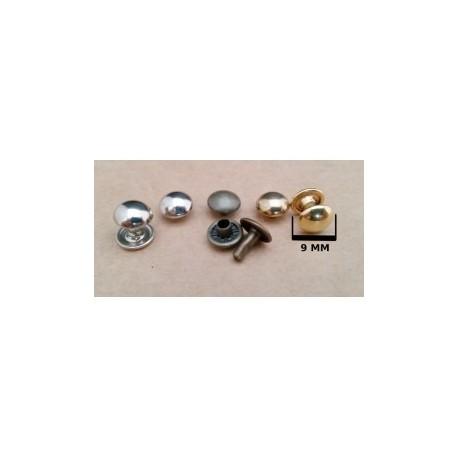 Remache Pompa 9 mm. 3815