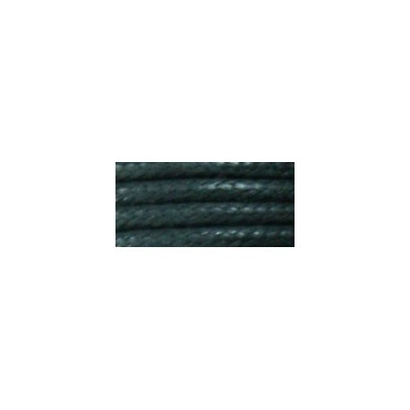 Mts. Cordón Simil Cuero 2,5mm 301-NEGRO