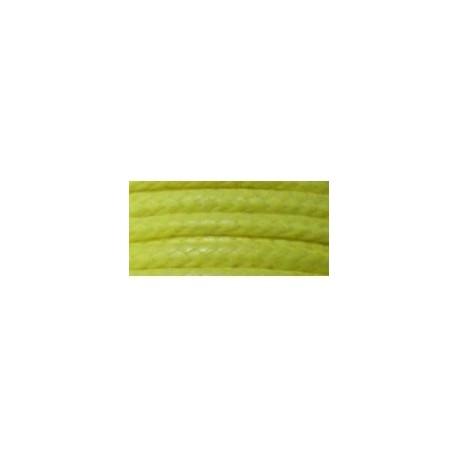 Mts. Cordón Simil Cuero 2,5mm 316-AMARILLO