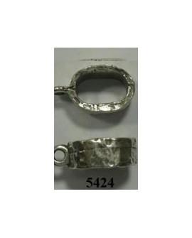 Adorno Pulsera Ovalado 10x6+anilla. F426