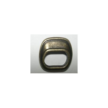 Adorno Ovalado Regaliz 10x7 8100 Oro Viejo