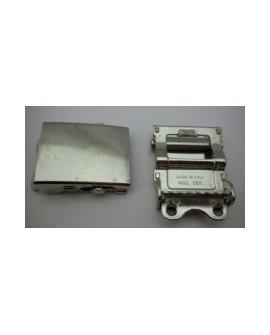Hebilla para Cinturón de Algodón de 35 mm.