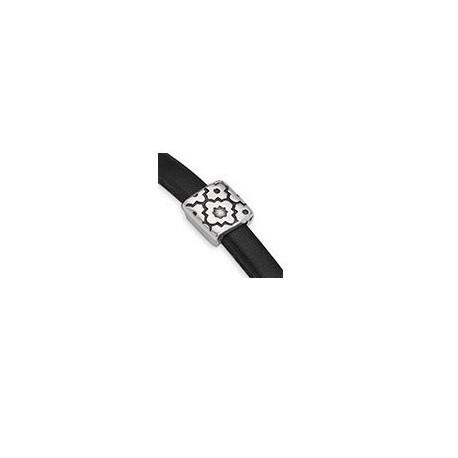Adorno Pulsera Plano 5 x 2 mm. 9704
