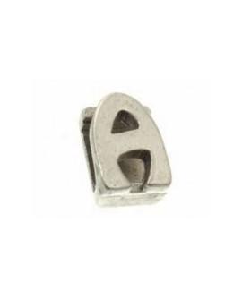 """Letra """"A"""" 8X2mm Tamaño 12x10mm"""