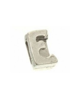 """Letra """"E"""" 8X2mm Tamaño 12x10mm"""