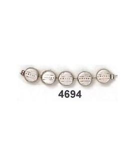 Adorno ITAL Redondo 1,2 – 1,5mm. REF 4694