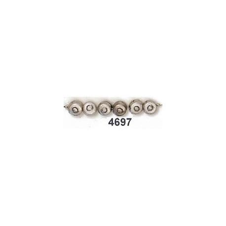 Adorno ITAL Redondo 1,2 – 1,5mm. REF 4697