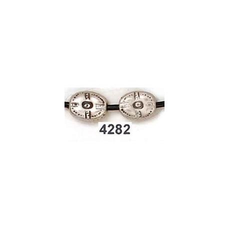 Adorno Italiano Redondo 2,5mm. REF 4282