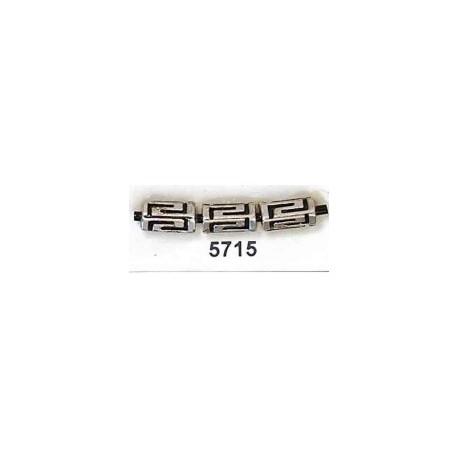 Adorno Italiano Redondo 2mm. REF 5715