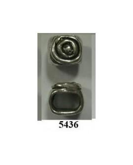 Adorno Pulsera Círculos 10x6. F433