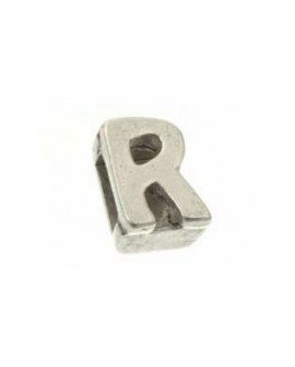 "Letra ""R"" 8X2mm Tamaño 12x10mm"