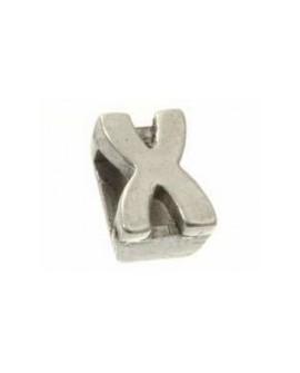 "Letra ""X"" 8X2mm Tamaño 12x10mm"