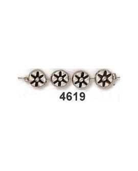 Adorno ITAL Redondo 1,2 – 1,5mm. REF 4619
