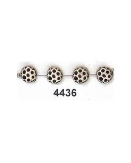 Adorno ITAL Redondo 1,2 – 1,5mm. REF 4436