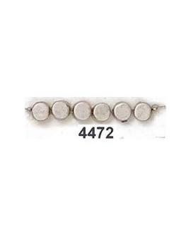 Adorno ITAL Redondo 1,2 – 1,5mm. REF 4472