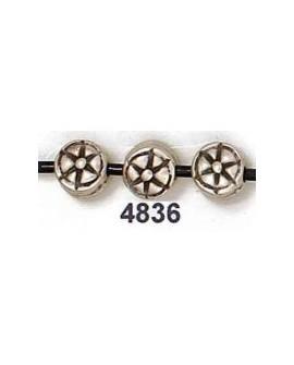 Adorno Italiano Redondo 2,5mm. REF 4836