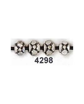 Adorno Italiano Redondo 2,5mm. REF 4298