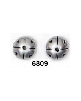 Adorno Italiano Redondo 2mm. REF 6809