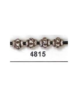 Adorno Italiano Redondo 2mm. REF 4815