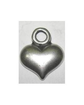 Colgante Corazón Ref 2599. 14x17mm Pase 4,5