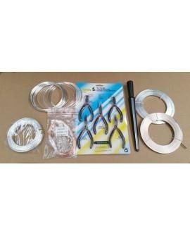 Kit de Aluminio + Herramientas