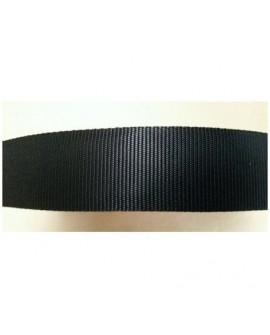 Tira nylon 30mm. Negro