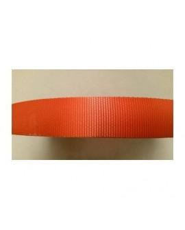 Tira nylon 30mm. Naranja