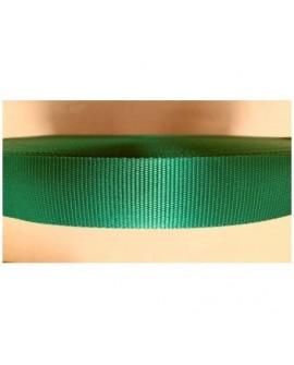 Tira nylon 30mm. Verde