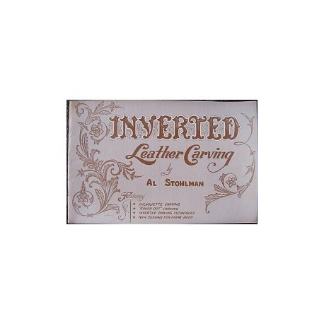 Libro Inverted Leather Carving 6046-00
