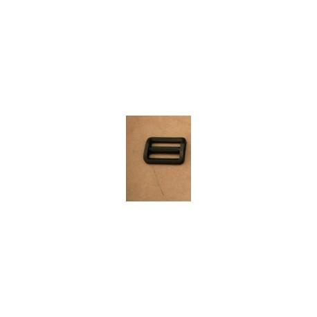 Hebilla Corredera Plástico 25 mm. Ref 8724