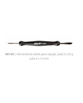 BURIL DOBLE 401-1