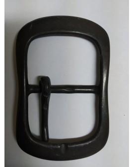 HEBILLA 40mm PAVONADO.