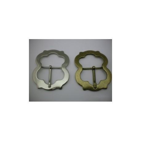 Hebilla Cinturón de 40 mm. Ref 9844