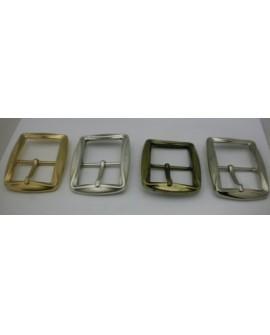 Hebilla Cinturón de 40 mm Rectangular. Ref 9908