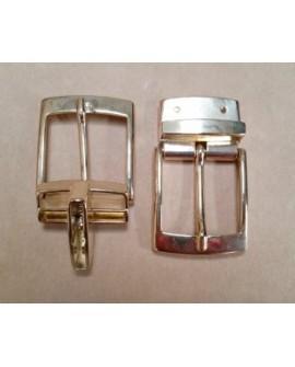 Hebilla para Cinturón Reversible 35 mm. con Tornillos