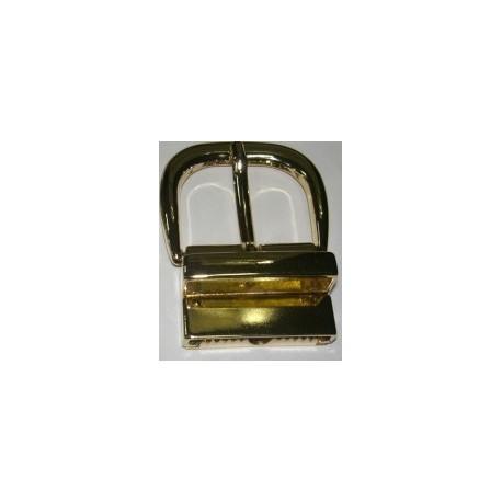 Hebilla Reversible 488-40 + AR Pinza Oro