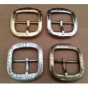 Hebilla Cinturón de 40 mm. Ref 10010